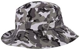 Original 2stoned Strandhut L.A. Beach Hat in Ice Camo mit passendem Hutband Größe S/M 56cm -