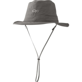 Outdoor Research Ghost Rain Hat charcoal L -