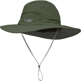 Outdoor Research – Sombriolet sun hat, Fatigue, Gr. XL -