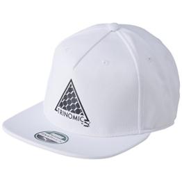 PUMA Cap Trinomic Tech PP Snapback, White, One size, 052933 02 -
