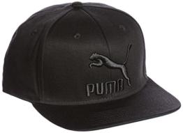 Puma Colour Block Schwarz Sports Cap -