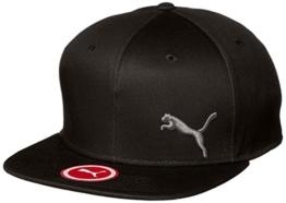 Puma MVP stretchfit cap schwarz - L/XL -