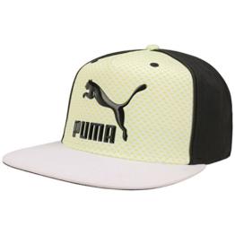 Puma New LS Deluxe Strapback - safety yellow-gradient_aop, Größe #:1 -