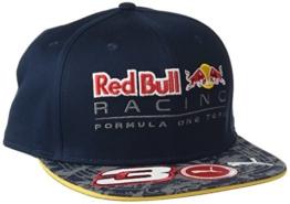 PUMA RBR Daniel Ricciardo Driver Cap, Flat Brim Cap, Red Bull Racing, Formel 1, F1, 5302901, Einheitsgröße -