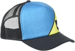 Quiksilver Herren New Wave Fader Baseball-Cap, Moroccan Blue, one size -
