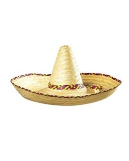 Riesen Mexikaner Sombrero als Faschingshut -