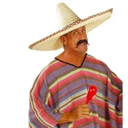 Riesen Mexikaner Sombrero Hut Sombrero Hut Strohhut Sommerhut Partyhut Sonnenhut lüstige Hüte Karneval -