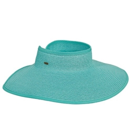Scala Damen UV UPF 50 Plus Hut, Aqua, One size, LP54 -