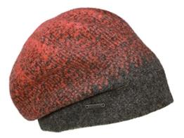 Seeberger Cap Wolle Walk - hummer -