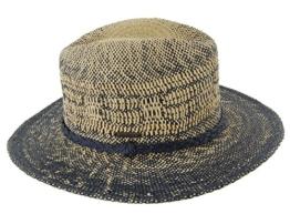 Seeberger Damen Cowboyhut Serie Amrum, Gr. 57 cm (Herstellergröße: one size), Blau (tinte 0068) -