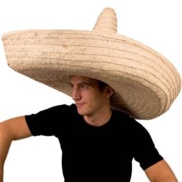 Sombrero riesengroß 100cm -