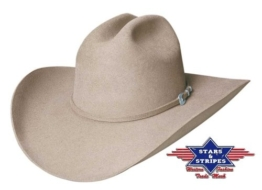 "Stars & Stripes Hut ""Appaloosa"" sand Größe 058 -"