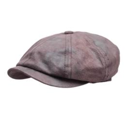Stetson - Flatcap herren Hatteras Pigskin - Size L -