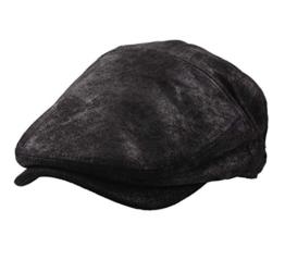 Stetson - Flatcap herren Merrick - Size M -