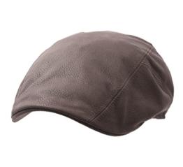 Stetson - Flatcap Herren Michigan Chevrette - Size S - marron-6 -