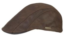 Stetson Manatee Goatskin Duckbill Cap (XL/60-61) -