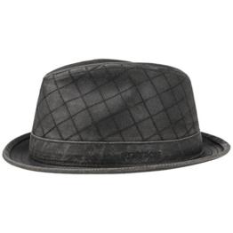 Stetson Player CO/PE aus Baumwolle - schwarz/1 S/54-55 -