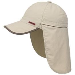 Stetson Sanibel Outdoor 7795124 Baseballmütze - beige M/56-57 -