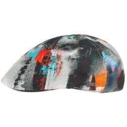 Stetson Texas Multicolour Flatcap Schirmmütze Sommercap Sonnencap Sommermütze Herrencap Cap Kappe Schirmmütze Sommercap (L/58-59 - bunt) -