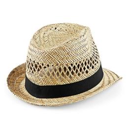 Strohhut | Sommerhut | Panamahut Größe L/XL -