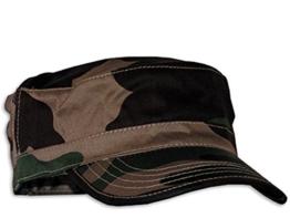 Tedd Haze Cuba Castro Army Cap camouflage -