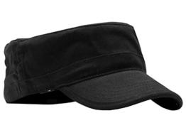Tedd Haze Cuba Castro Army Cap black -