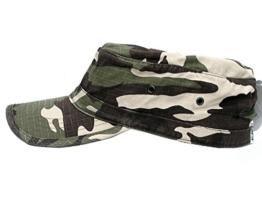 Tedd Haze Cuba Castro Cap Verde camouflage -