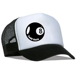 Tedd Haze Mesh Cap - 8 Ball -
