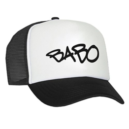 Tedd Haze Mesh Cap - BABO - BRA -