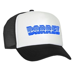 Tedd Haze Mesh Cap - Barrel / Tube Surfen -