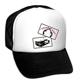 Tedd Haze Mesh Cap - Crime is King -