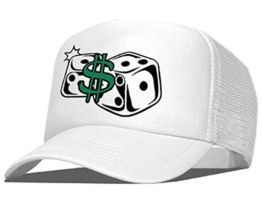 Tedd Haze Mesh Cap - Dice for Dollar's -
