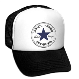 Tedd Haze Mesh Cap - Don't need Popstars -