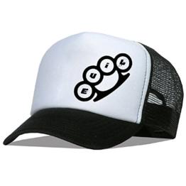 Tedd Haze Mesh Cap - EVIL / LIVE -