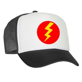 Tedd Haze Mesh Cap - Flash Gordon -