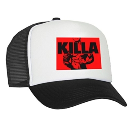 Tedd Haze Mesh Cap KILLA / RAP / PUMPEN / Body Building -