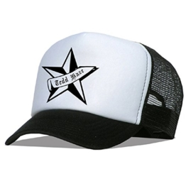 Tedd Haze Mesh Cap - North Star Tattoo -