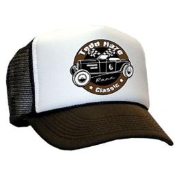 Tedd Haze Mesh Cap - Race Classic No. 6 -