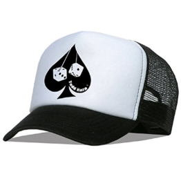 Tedd Haze Mesh Cap - Spade & Dice -