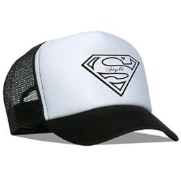 Tedd Haze Mesh Cap - Super Style -