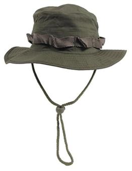US GI Buschhut Boonie Hat oliv S-XL M(57) -