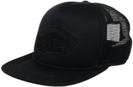 Vans Herren Kappe M Classic Patch Truc, Black, One size, VH2VBLK -