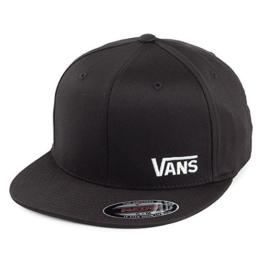 Vans Splitz Baseball Cap -Schwarz - L/XL -