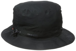 VAUDE Kappe Escape Hat, Black, M, 05577 -