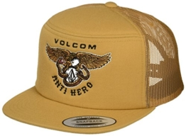 Volcom Hash Stash, Color: Dull Gold, Size: O/S -