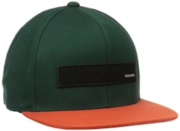 Volcom Herren Schildmütze Badge 110 ADJ Hat, Expedition Green, One Size, D5511505EGR -