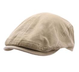 Wegener - Flatcap herren Alex - Size L -