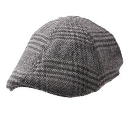 Wegener - Flatcap Herren Duck - Size 58 cm - gris -