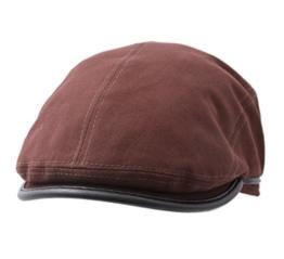 Wegener - Flatcap Herren Red - Size S -