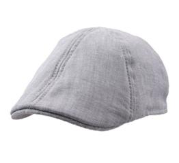 Wegener - Flatcap Herren Rik - Size XL - gris -
